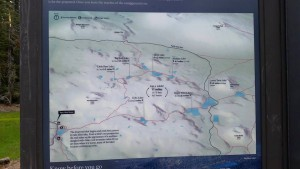 The highly recommended and rewarding Summit Loop in Lassen Volcanic National Park