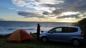 Marfells Beach sunset